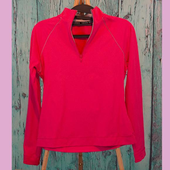 Shock Absorber Jackets & Blazers - Shock Absorber Quarter Zip Running Pullover
